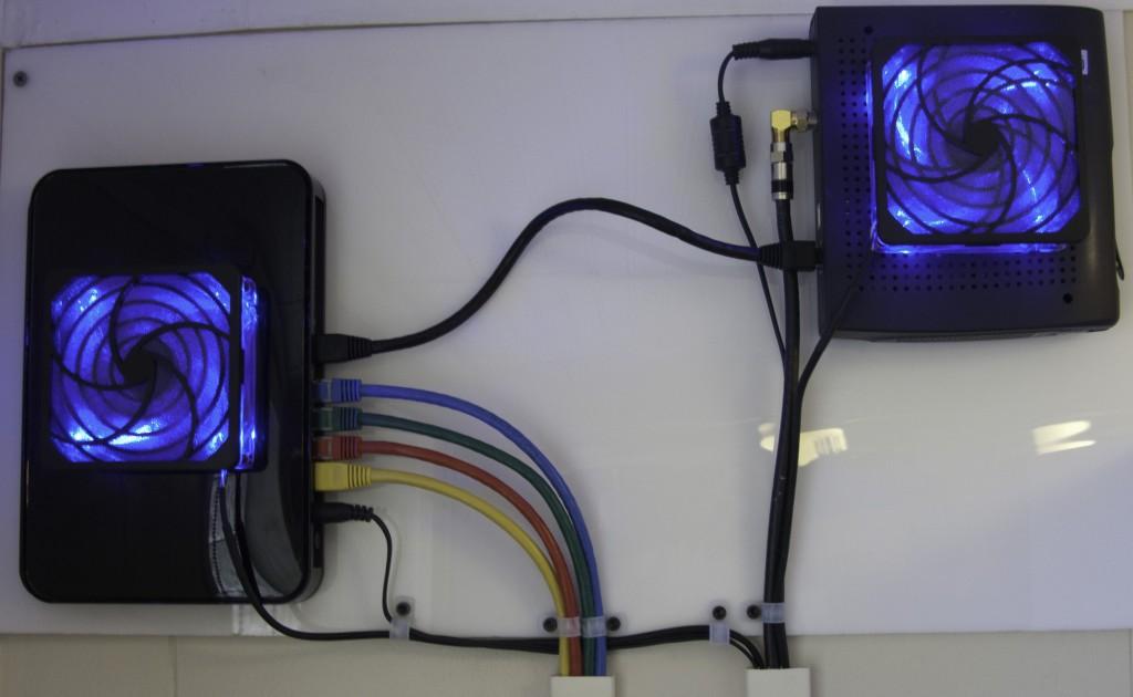Netgear Wndr3700 Cooling Modifications Modem Cooling