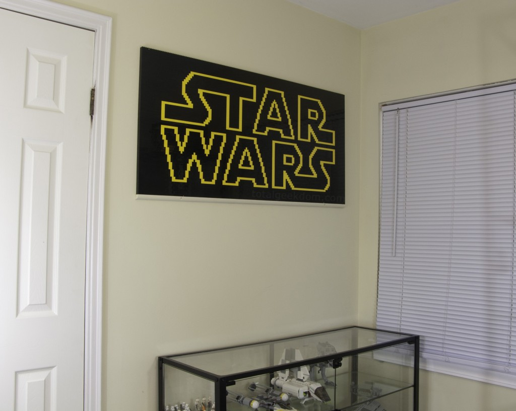 lego star wars wall mural total geekdom pics photos lego star wars photo wall mural lego star