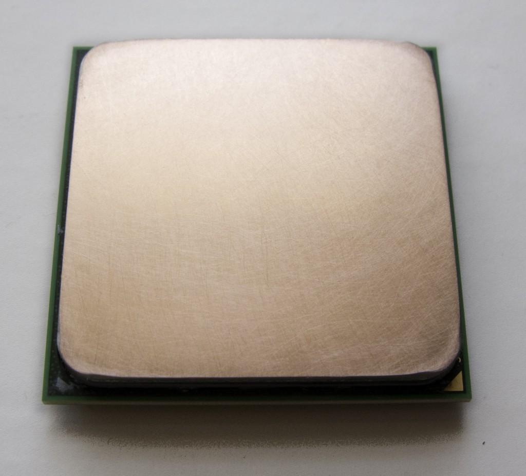 Lapped Processor Heatspreader
