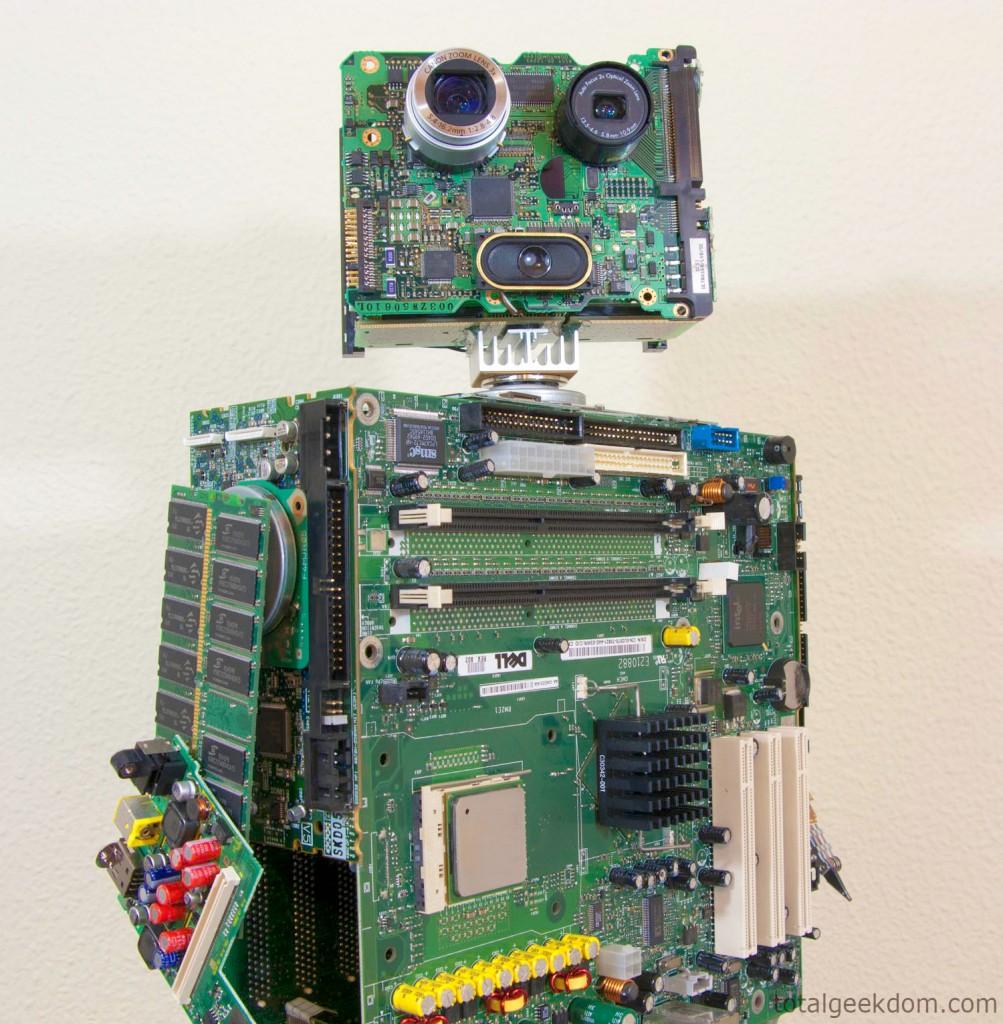 Computer Part Robot