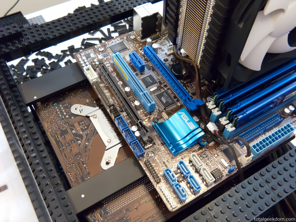 Motherboard Mounting Bars