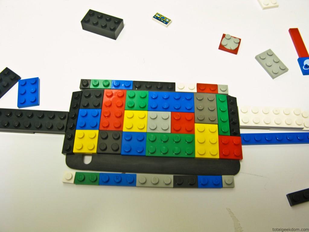 Lego Layout