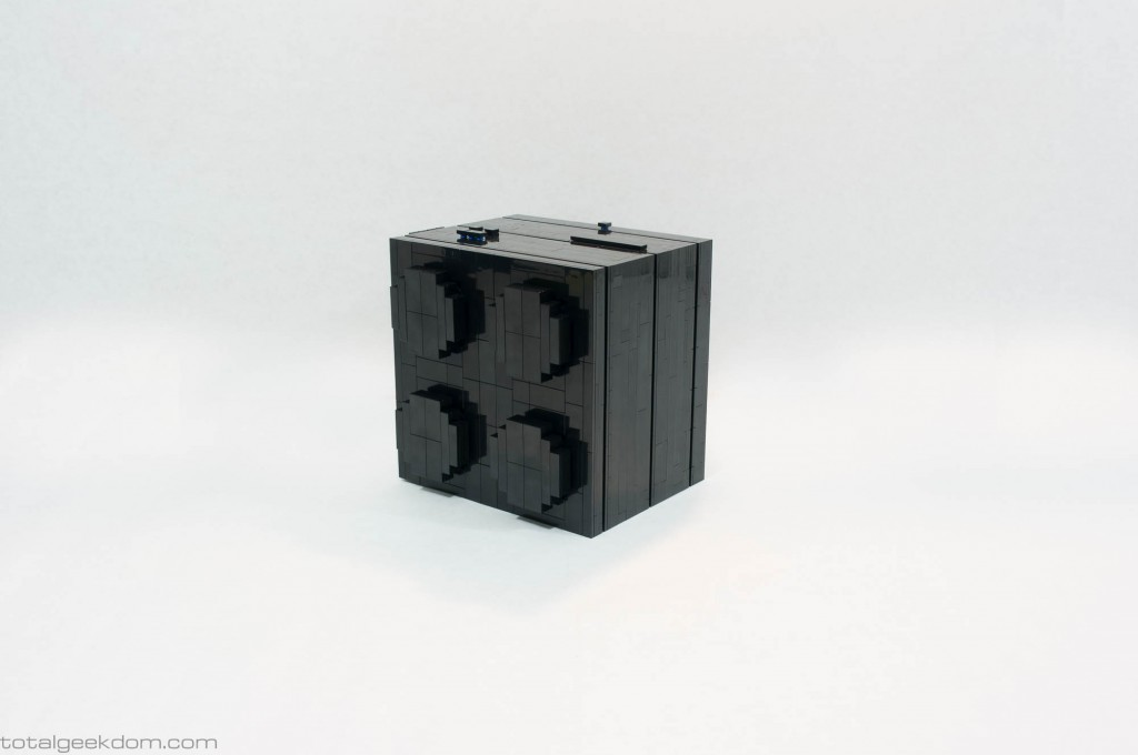 Lego Computer Brick On Side