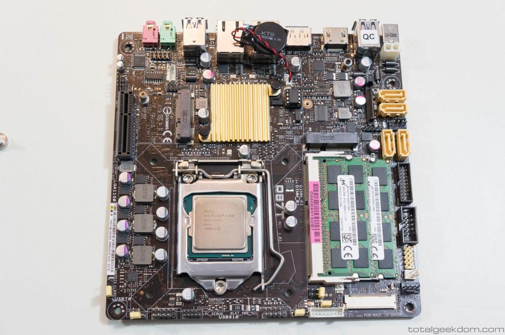 Lego Computer Motherboard & Processor