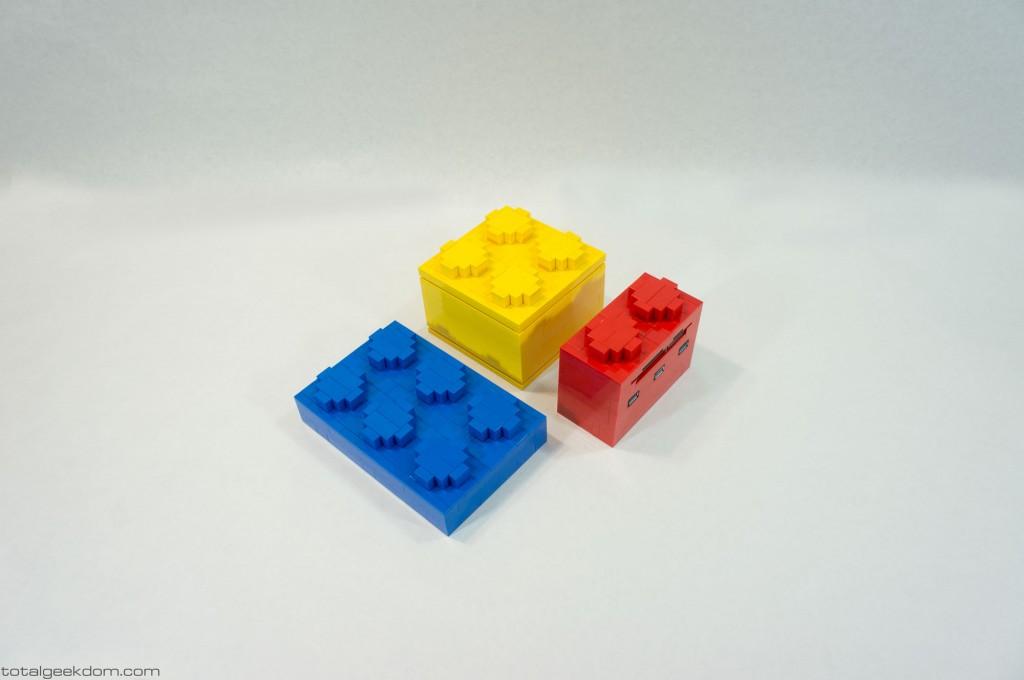 Micro Lego Computer System Bricks 2
