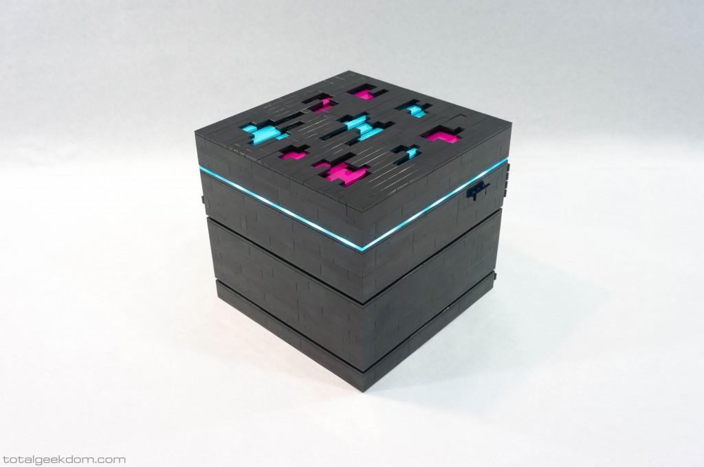 Lego Server Hypercube Blue