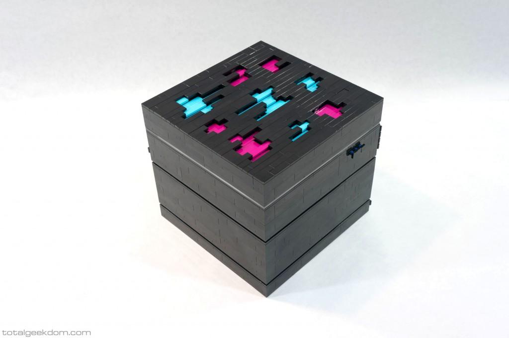 Lego Server Hypercube Top