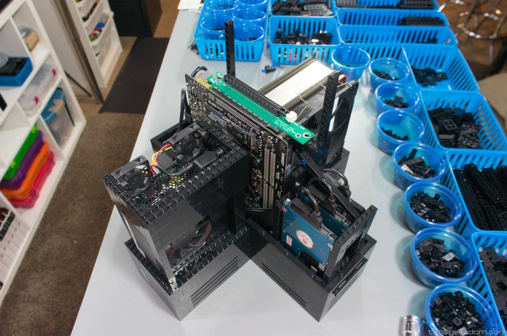 Lego-Gaming-Computer-System