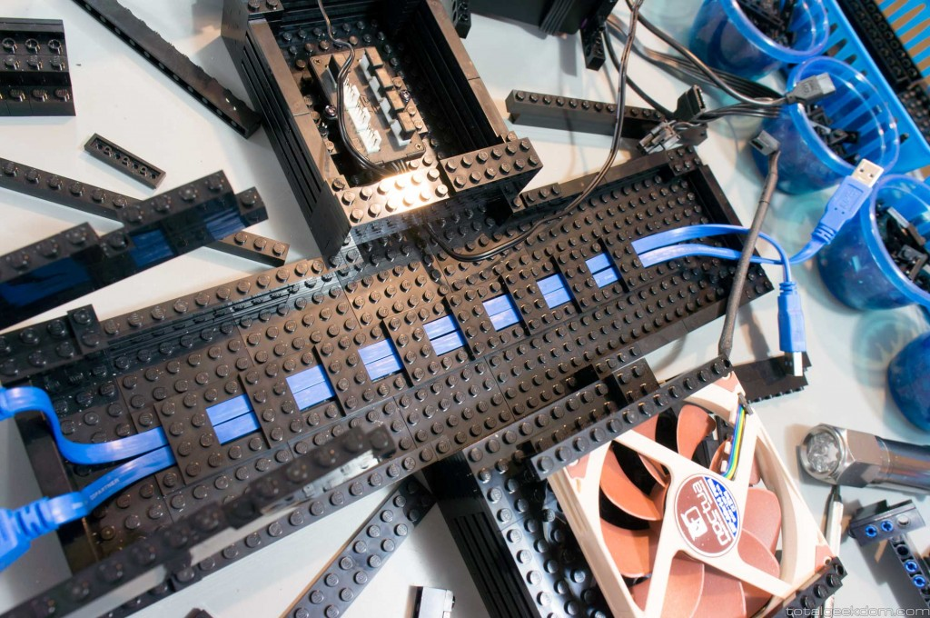 Lego-Gaming-Computer-USB-3.1-Front-Port-Wiring