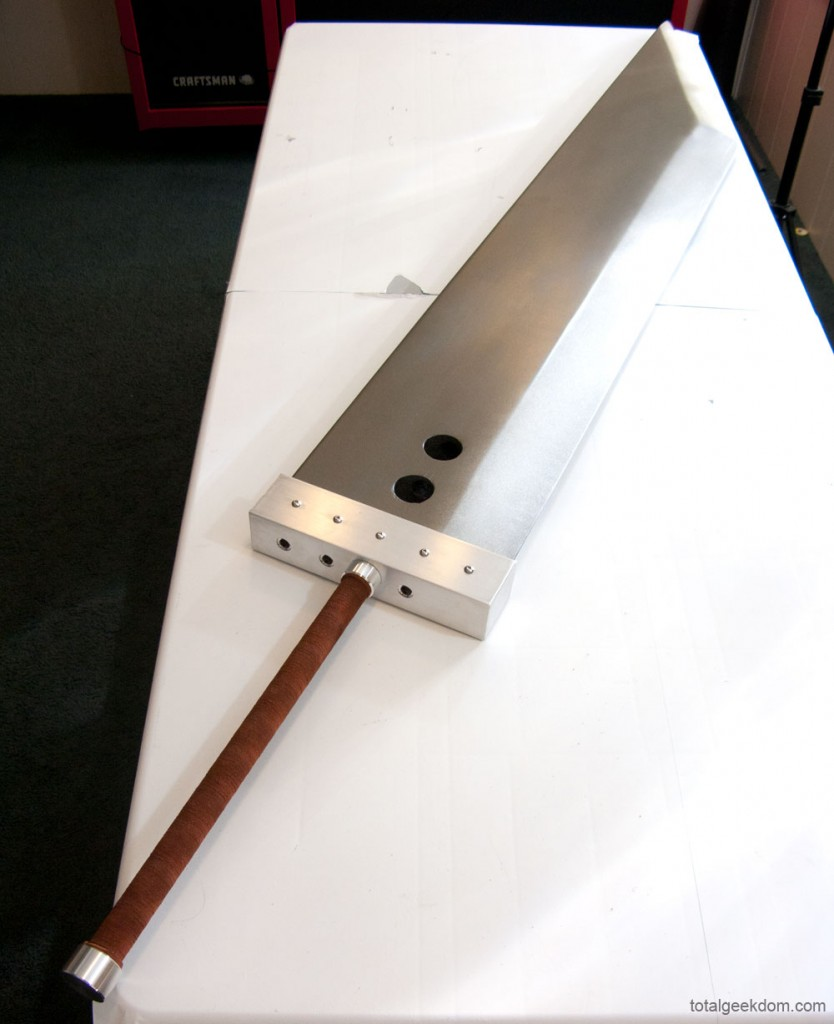 Complete Buster Sword