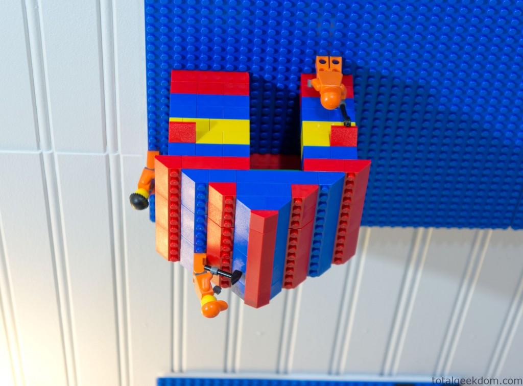 Lego Build Crew