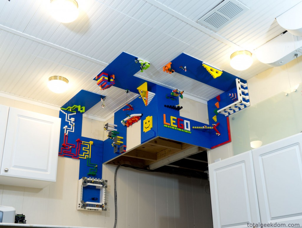 Lego Building Area