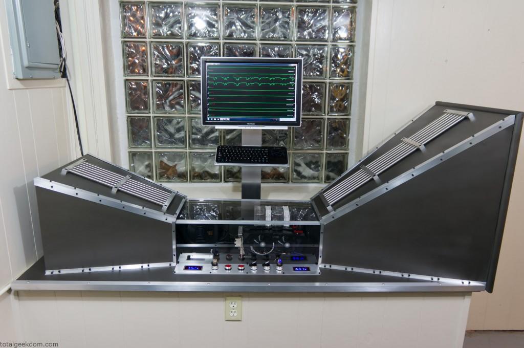 Wind Tunnel Computer