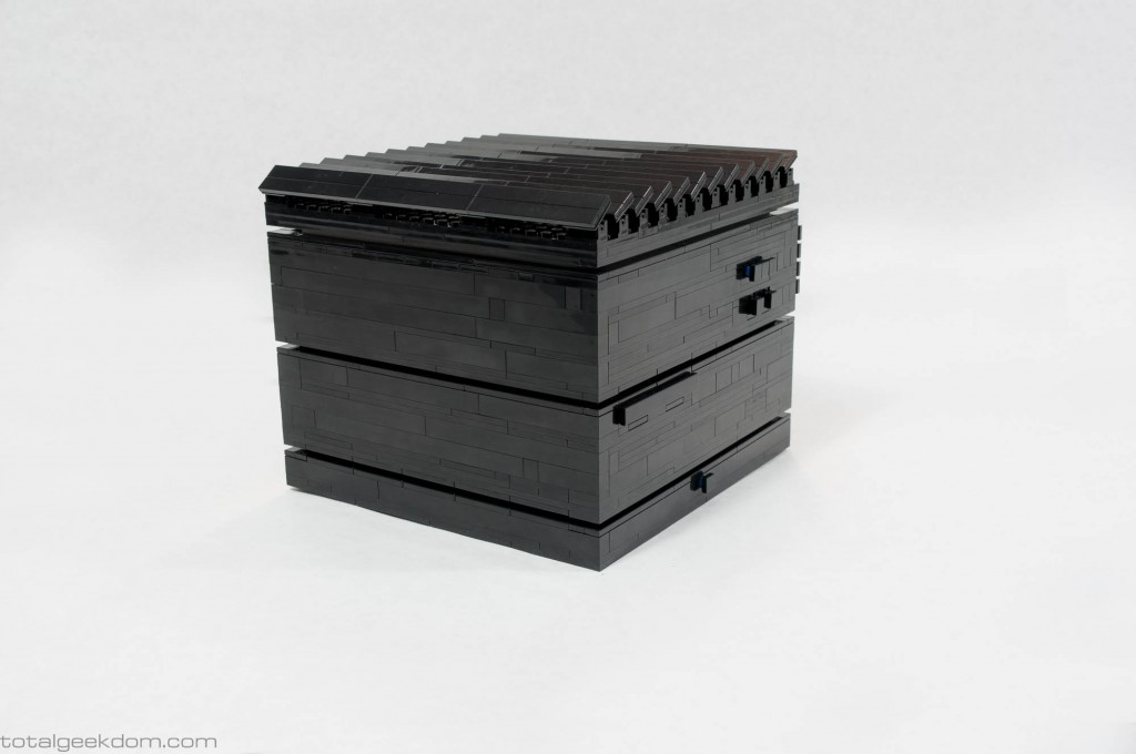 Lego Computer Louvered Top