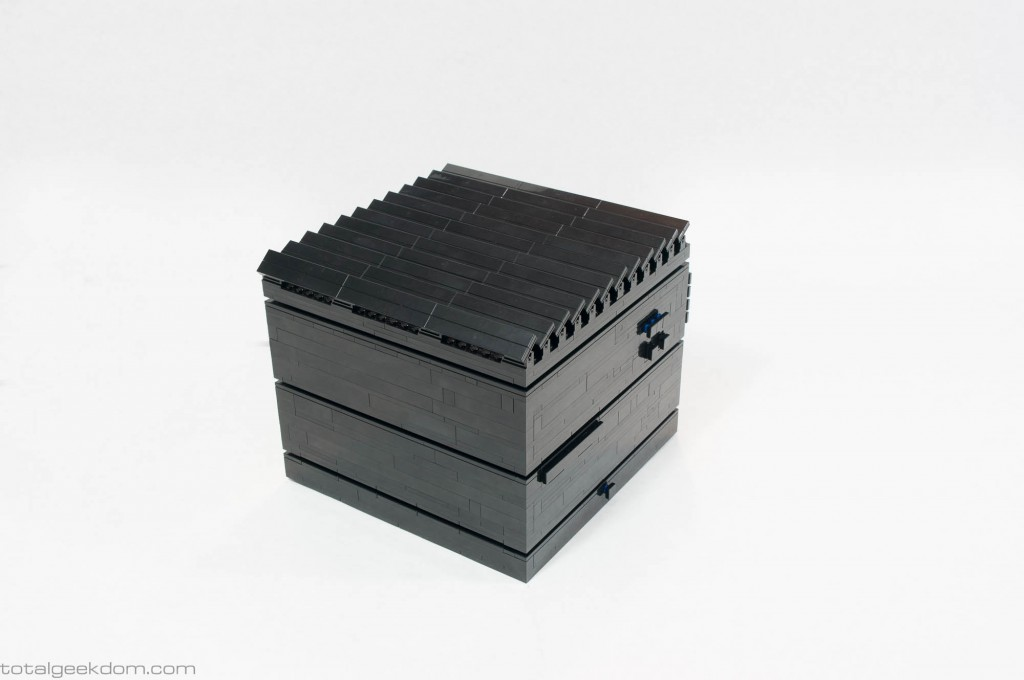 Lego Computer Top Louvers