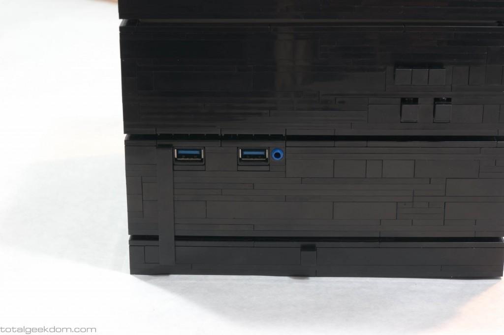 Lego Computer USB Ports