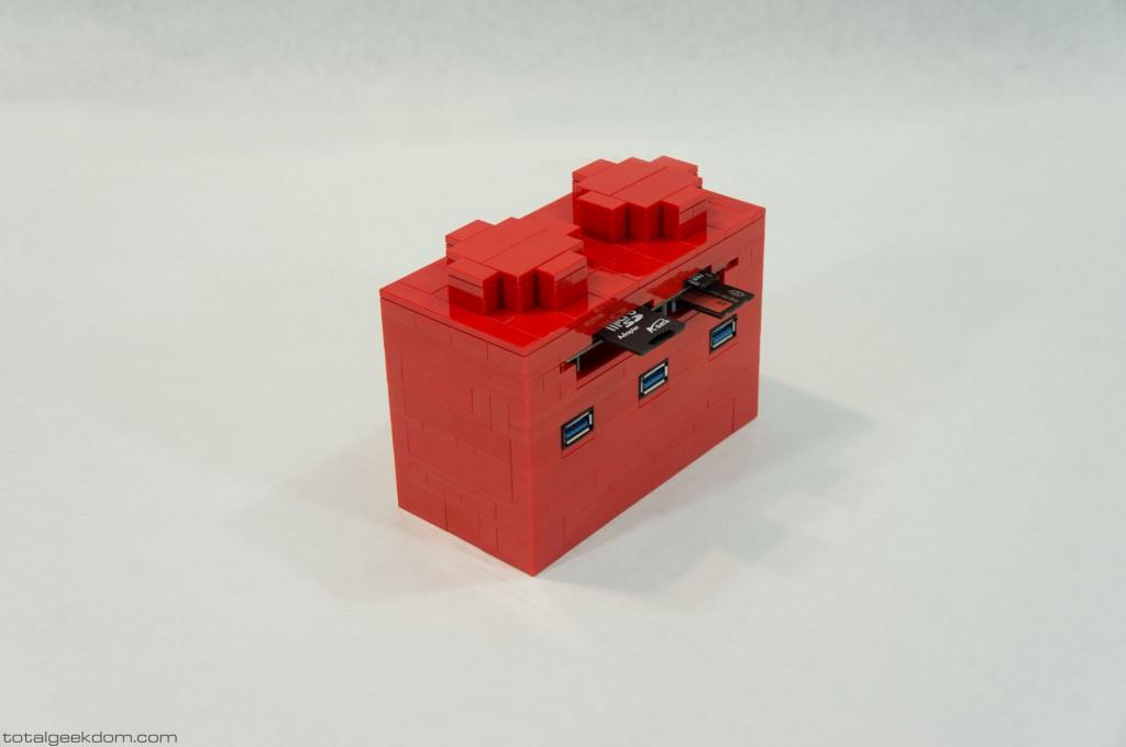 Add On Module Card Reader - USB 3.0 Hub 2