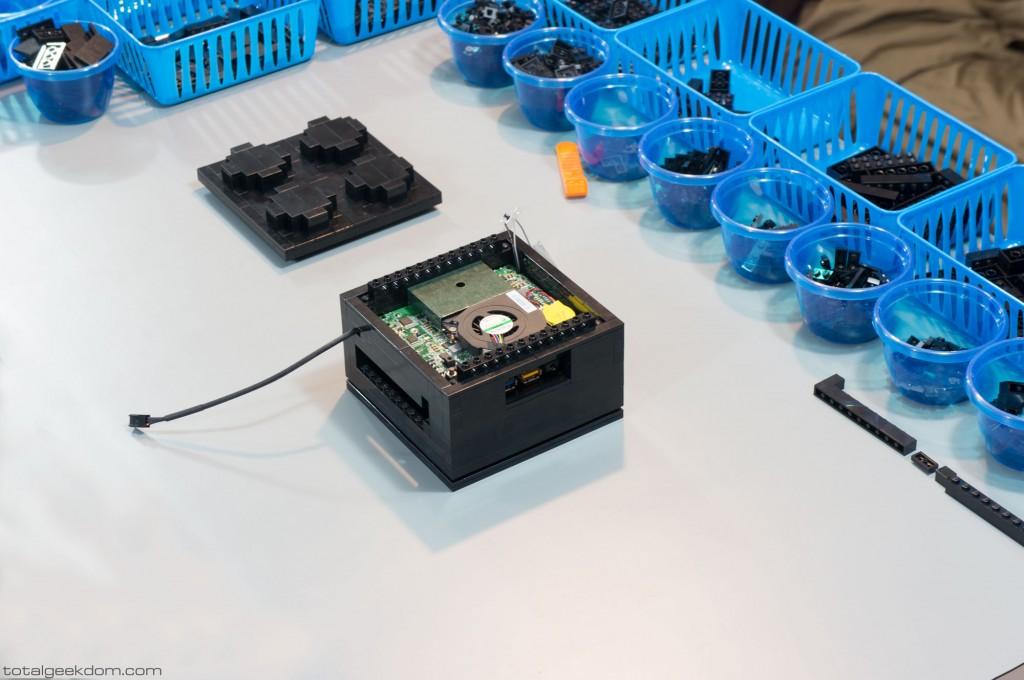 Micro Lego Computer Antenna