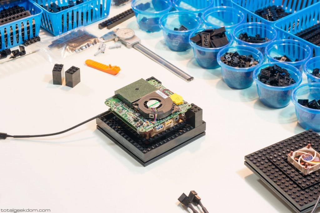 Micro Lego Computer Build