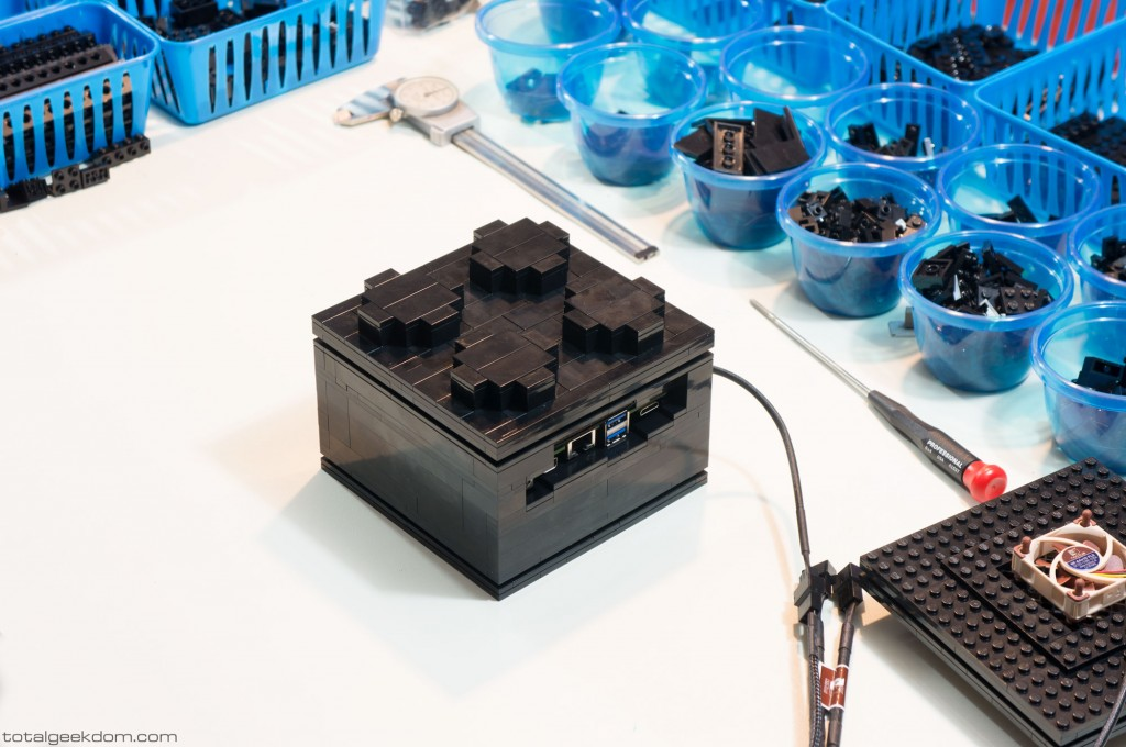 Micro Lego Computer Test System